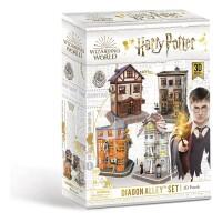 Harry Potter 3D Puzzle Winkelgasse Set (273 Teile)