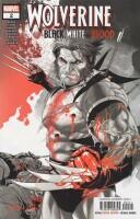Wolverine Black White Blood 2 (Of 4) Secret Variant