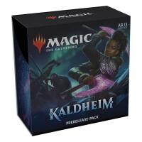 Magic the Gathering (deutsch) Kaldheim Prerelease Pack