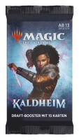 Magic The Gathering (deutsch) Kaldheim Booster