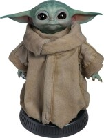 Star Wars The Mandalorian Resin-Statue - Baby Yoda The...