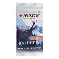 Magic the Gathering (deutsch) Kaldheim Set-Booster