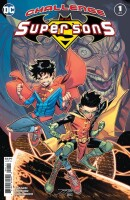 Challenge Of The Super Sons 1 (Of 7) Cover A Jorge...