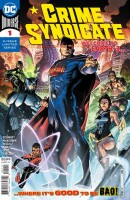 Crime Syndicate 1 Cover A Jim Cheung (Vol. 1)