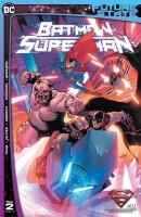 Future State Batman Superman 2 (Of 2) Cover A David Marquez