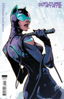 Future State Catwoman 2 (Of 2) Cover B Hicham Habchi Card...