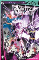 Future State Justice League 2 (Of 2) Cover A Dan Mora