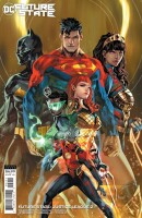 Future State Justice League 2 (Of 2) Cover B Kael Ngu...