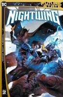 Future State Nightwing 2 (Of 2) Cover A Yasmine Putri