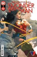 Sensational Wonder Woman 1 Cover A Yasmine Putri (Vol. 2)