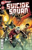 Suicide Squad 1 Cover A Eduardo Pansica (Vol. 2)