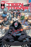Teen Titans Academy 1 Cover A Rafa Sandoval (Vol. 1)