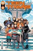 Teen Titans Academy 2 Cover A Rafa Sandoval (Vol. 1)