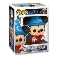 Disney POP! PVC-Sammelfigur - Fantasía Sorcerer...