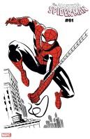 Amazing Spider-Man 61 (Vol. 5) Michael Cho Spider-Man...