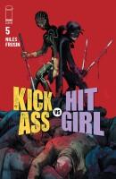 Kick-Ass Vs Hit-Girl 5 (Of 5) (Vol. 1) Cover A Romita Jr