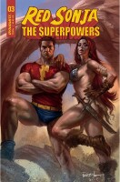 Red Sonja The Superpowers 3 Cover A Parrillo