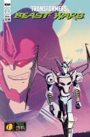 Transformers Beast Wars 2 Cover A Josh Burcham