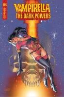 Vampirella Dark Powers 4 Cover B Linsner