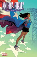America Chavez Made In Usa 2 (Of 5)