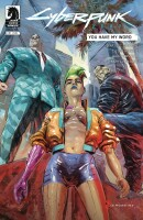 Cyberpunk 2077 You Have My Word 1 (Of 4) Cover A Hervas