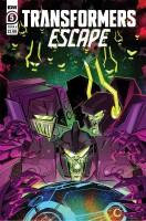 Transformers Escape 5 (Of 5) Cover A Mcguire-Smith