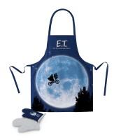 E.T. Kochschürze und Ofenhandschuhe Movie Poster Design