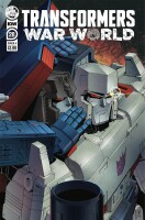 Transformers 28 Cover A Casey W Coller