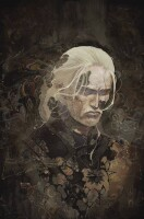 Witcher Fading Memories 4 (Of 4)