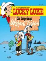 Lucky Luke 100 Die Ursprünge - Western von Gestern