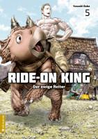 Ride-On King 05 Der ewige Reiter (Baba, Yasushi)