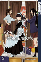 Komi cant communicate 05  (Oda, Tomohito)