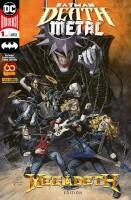 Batman Death Metal - Band Edition 1 - Megadeth
