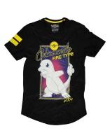 Pokemon T-Shirt - City Charmander (schwarz)