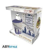 Harry Potter Geschenkbox: Hedwig (Keramiktasse,...