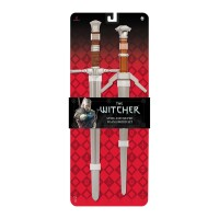The Witcher Schaumstoff-Schwert Doppelpack 1/1 Steel and...