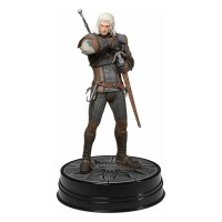 Witcher 3 PVC-Statue - Heart of Stone Geralt Deluxe
