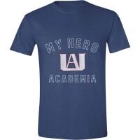 My Hero Academia T-Shirt - UA Logo (dunkelblau)