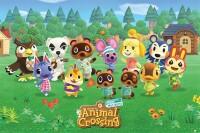 Animal Crossing Poster: Lineup