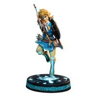 Legend of Zelda Breath of the Wild PVC-Statue - Link...