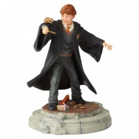 Harry Potter Resin-Statue Ron Weasley Year One (20 cm)