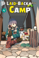 Laid-Back Camp 6  (afro)
