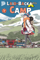 Laid-Back Camp 7  (afro)