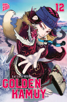Golden Kamuy 12  (Noda, Satoru)