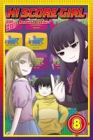 Hi Score Girl 8  (Oshikiri, Rensuke)