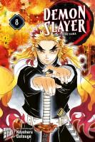 Demon Slayer 8 Kimetsu no Yaiba (Gotouge, Koyoharu)
