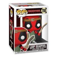 Deadpool POP! PVC-Sammelfigur - Nerd Deadpool (780)