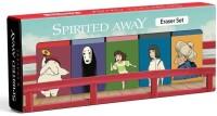 Studio Ghibli Radiergummi-Set Spirited Away (5 Stück)