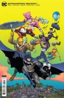 Batman Fortnite Zero Point 1 Variant (Kenneth Rocafort)