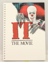 Stephen Kings Es 1990 Notizbuch: Movie Poster Spiral...